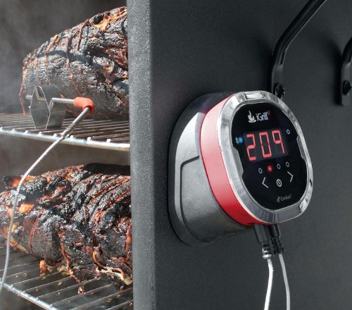 Connected Grill Thermometer Maker iDevices Announces $10 Million HomeKit Push