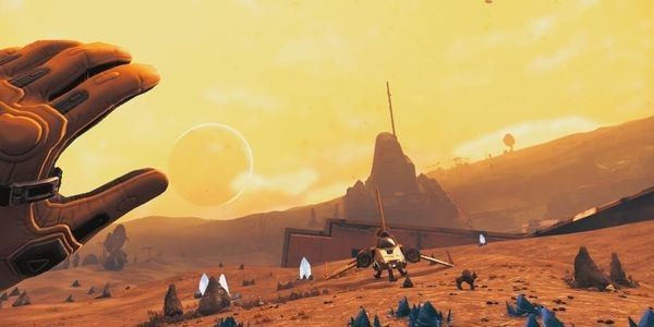 No Man's Sky Beyond Expansion Enables Full VR Support, Release Imminent