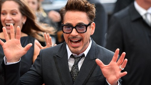 Robert Downey Jr. Tops Forbes' List Of Top Earning Actors With $75m Take