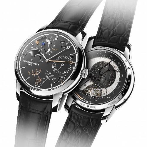 Vacheron Constantin Unveils $1 Million Celestia Astronomical, Most Complicated Wristwatch
