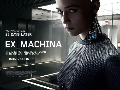 Review - 'Ex Machina' Is A Sci-Fi Masterpiece