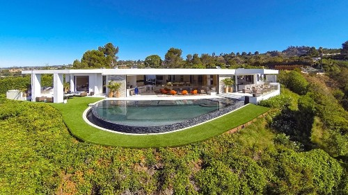 'Minecraft' Billionaire Markus Persson Buys $70 Million Beverly Hills Contemporary with Car Lift