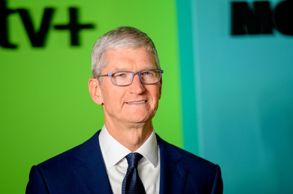 Tim Cook Announces Apple's $100 Million Racial Justice Initiative