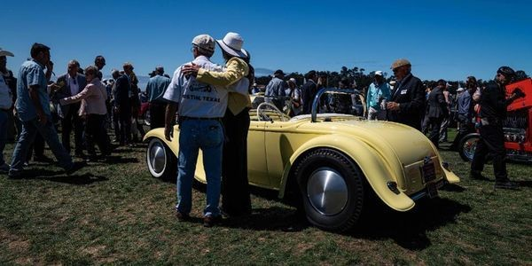 Best and Boldest from Sunday's Pebble Beach Concours D'Elegance