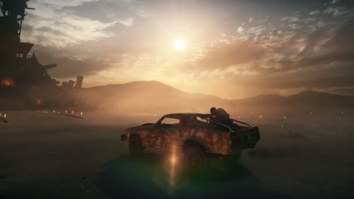 The 'Mad Max' Video Game Looks Awesome, Needs Its Own Nemesis System