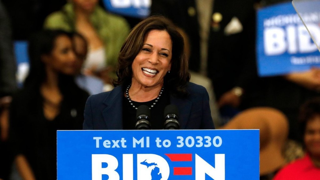 Billionaires Loved Kamala Harris, Which Might Mean They'll Love Biden Even More