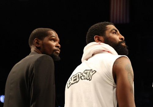 Injuries Continue To Derail Kyrie Irving, Nets As Losing Streak Hits Four