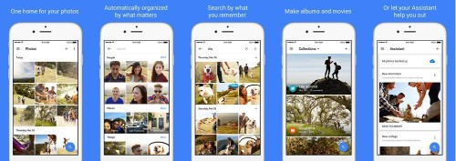 Google Photos Offers Free Unlimited Photo Storage For iOS, Android And Web