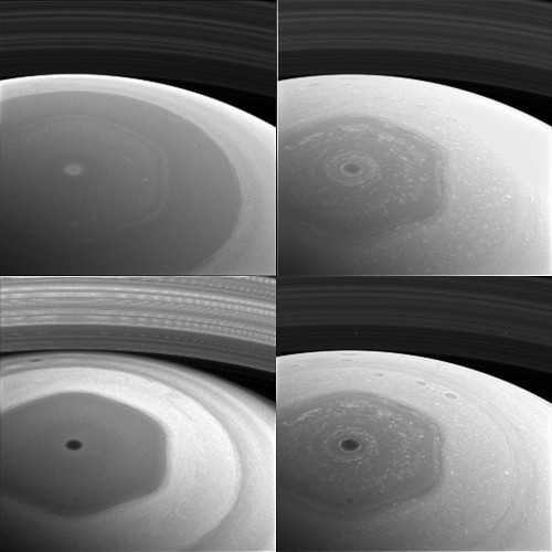 First Pics From Cassini's Ring-Grazing Orbits