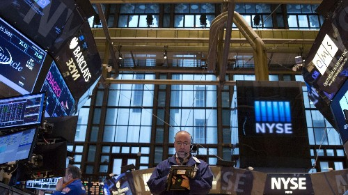 Mixed Close For Stocks On First Trading Day Of The Year