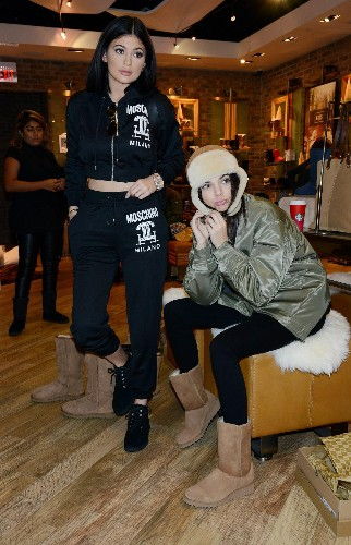Ugg Boots, Fashion's Most Mocked Shoes, Are Back (Thanks In Part To The Jenners)