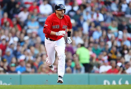 J.D. Martinez Staying Makes Boston Red Sox Salary Cut Plans Harder