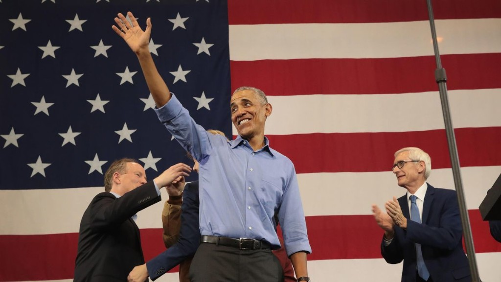 Obama Among The All-Star Surrogates Stumping For Biden In Final Stretch