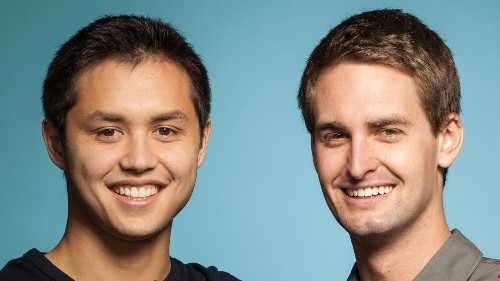 Snapchat Said To Be Valued At $19 Billion In New Funding Round