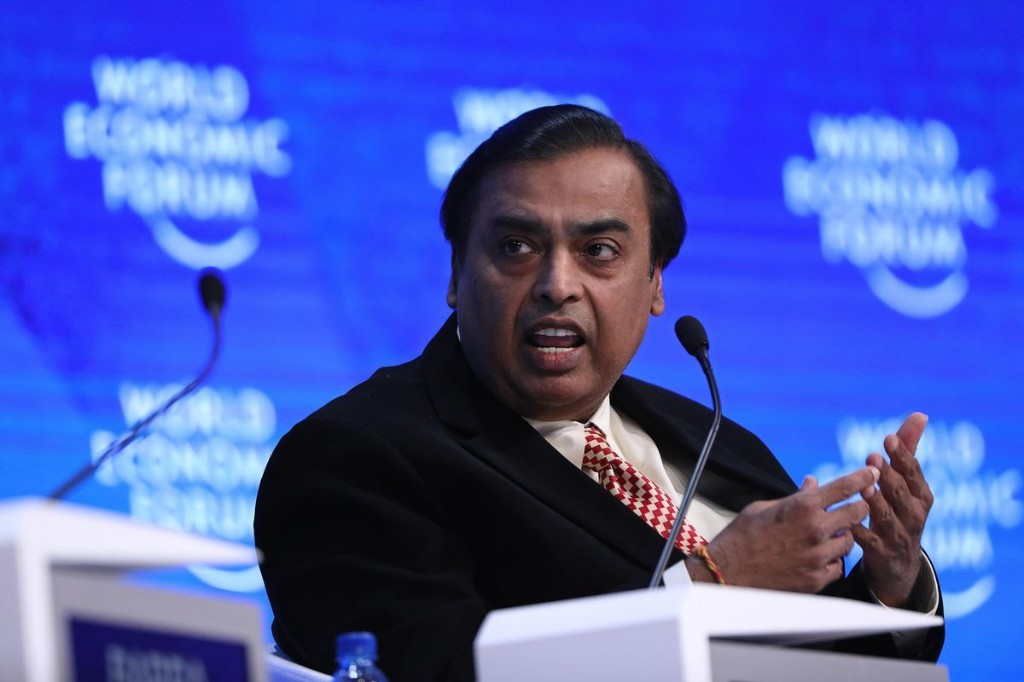 There's No Stopping Investor Love For Mukesh Ambani, Asia's Richest Person