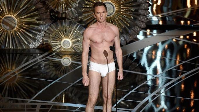 87th Oscars Hit A Ratings Low -- Partly Because No One Was Laughing