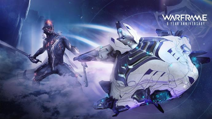 In The Middle Of Loot Shooter Season, 'Warframe' Announces 50 Million Players