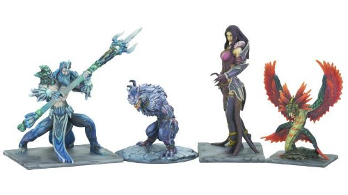Custom 3D Printed Video Game Figurines In Amazon 3D Store