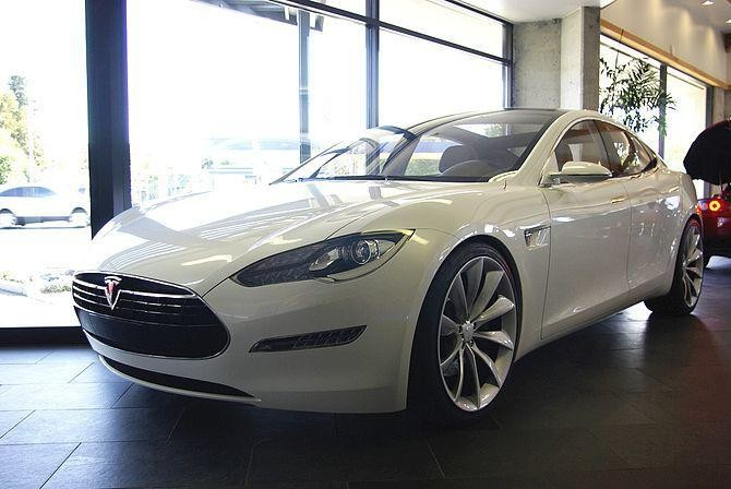 $10,000 Is On Offer For Anyone Who Can Hack A Tesla Car