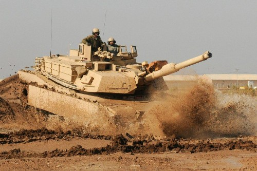How Trump Can Fix The Army's Tank Fleet, Deter Russia and Boost Midwest Manufacturing -- In 5 Years