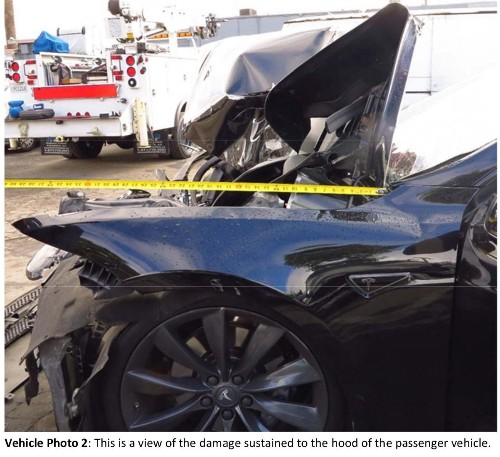 NTSB Report On Tesla Autopilot Accident Shows What's Inside And It's Not Pretty For FSD