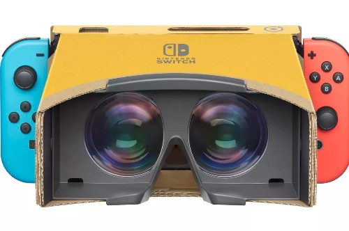 Nintendo Switch Is Finally Getting VR, But There's A Catch