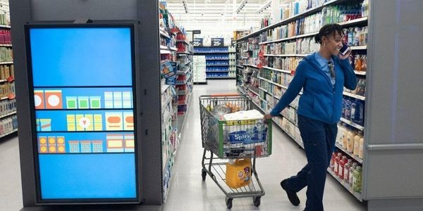 Walmart Unveils A New Lab Store That Uses AI