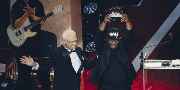 Grandmaster Flash Presented With Sweden's $130,000 Polar Prize, 'Nobel For Music'