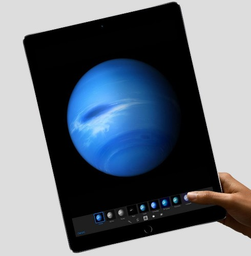 With iPad Pro, Apple Is Saying Hybrid Not In The Cards