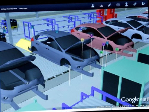 Ford Pilots A New Virtual Assembly Plant To Build Its Cars
