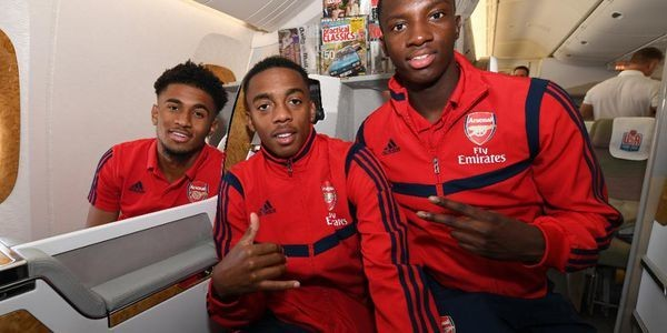 Get To Know Arsenal's Young Gunners
