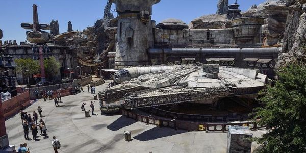 The Star Attraction Of Disney's New Theme Park Land