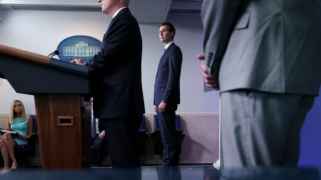 Audio Reveals Kushner Said Trump Was 'Back In Charge' After Taking U.S. 'Back From The Doctors'