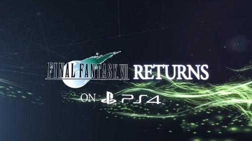 'Final Fantasy 7' Headed For PS4