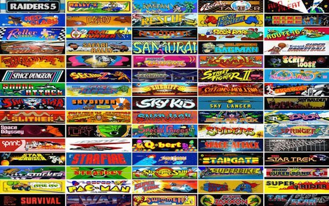 Over 900 Retro Arcade Games Are Free To Play On Internet Archive Now