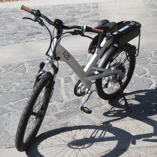 2014 A2B Alva+ Electric Bicycle Test Ride And Review: Charge Ahead