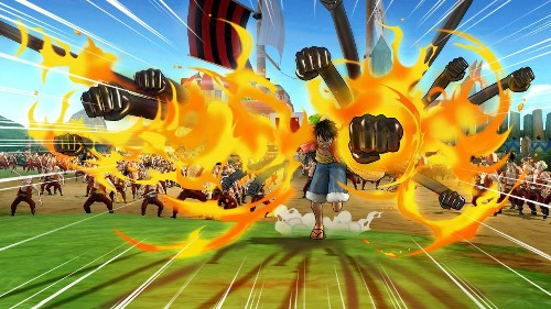 'One Piece: Pirate Warriors 3' Brings The Fight To Next Gen