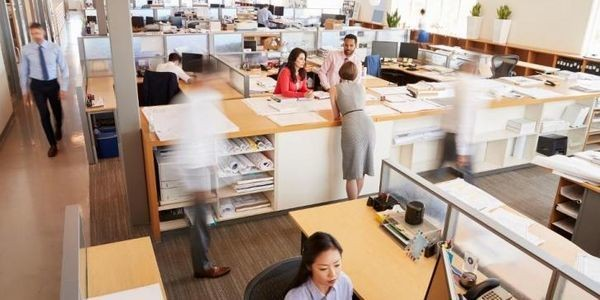 Open Offices Still A Mistake For Employee Productivity, Collaboration