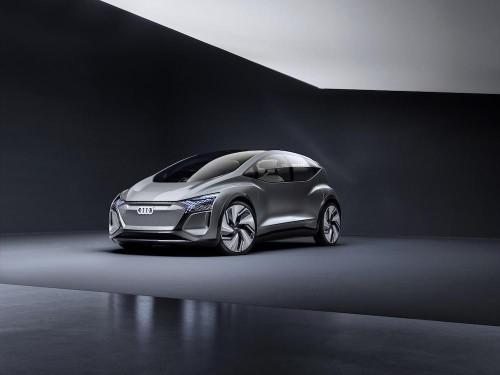 Audi Reveals The AI:ME, An Exciting Vision For A Clean Autonomous Interactive City Car