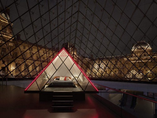 Airbnb Offers Once-In-A-Lifetime Chance to Spend the Night at the Louvre