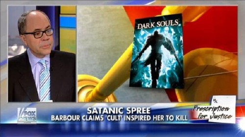 Fox News Analyst Links Craigslist Killer To 'Dark Souls'