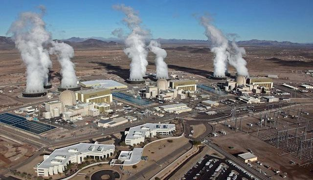 The Ten Biggest Power Plants In America -- Not What You Think