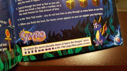 Does A Secret Code In 'Crash Bandicoot N. Sane Trilogy' Suggest A 'Spyro The Dragon' PS4 Remake?