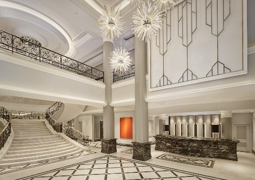 Luxury And Glamour in Berlin: The Newly Renovated Ritz-Carlton, Berlin