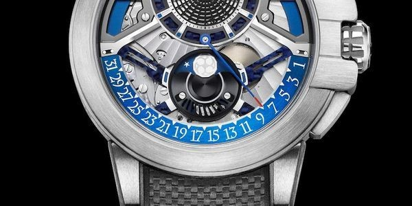 Harry Winston Unveils Newest Project Z13 Watch