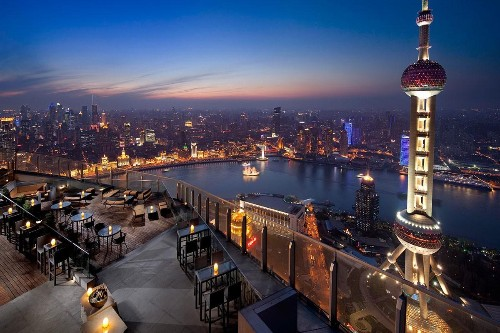 An Ultra-Modern Home Base For Your Next Layover in Shanghai