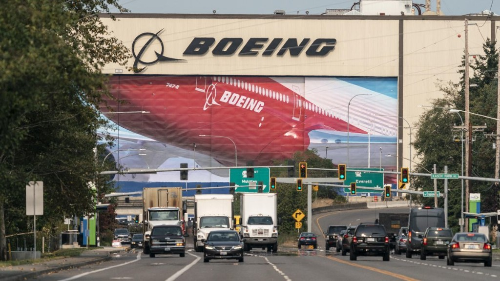 Boeing Moving All 787 Production Away From Seattle Area, Possibly Costing 1,000 Jobs