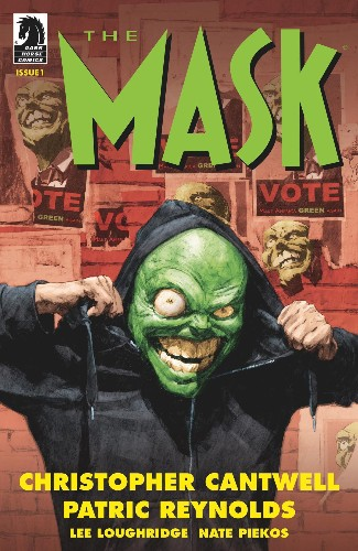Dark Horse Putting 'The Mask' Back On With Limited Comic From 'Halt and Catch Fire' Creator
