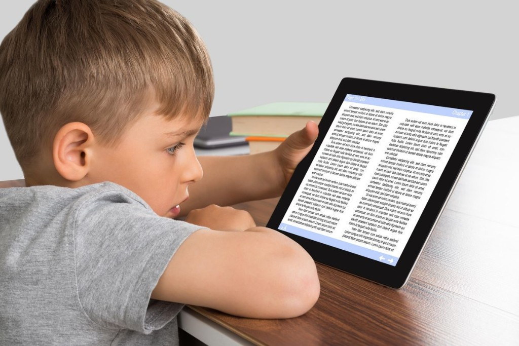 New Data: Students Who Read On Tablets Score Poorly In Reading
