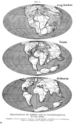 Alfred Wegener's Lost Cause For His Continental Drift Theory